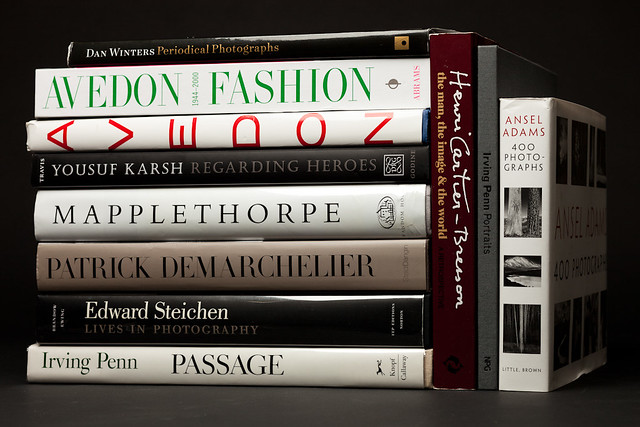 Photography Bookshelf