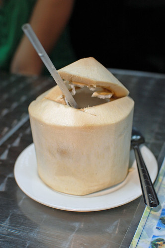 A Coconut to Drink