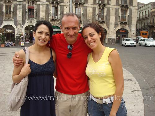 Sandra ZioPiero e io