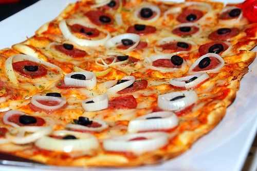 Chillex - thin crust pizza