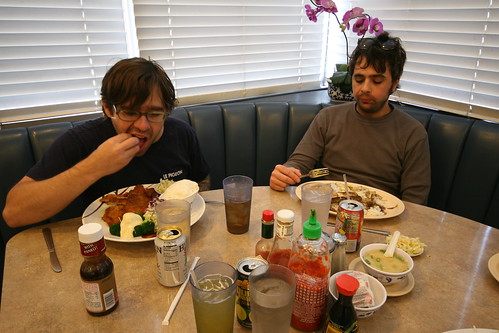 Gardena Bowl: Jon Shook & Vinny Dotolo of Animal dig into their loco moco