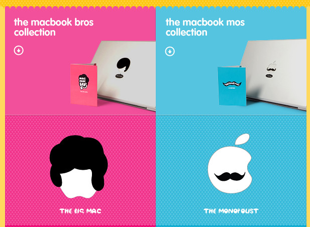 Macbook: Bros and Mos
