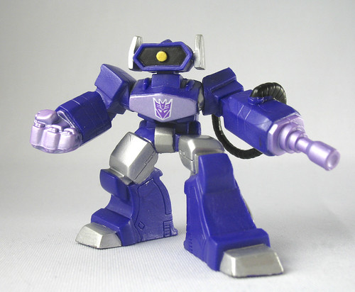 TF Robot Heroes Shockwave