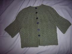 EZ's February Baby Jacket