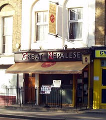 Great Nepalese restaurant, Euston