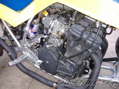 Suzuki R Quadracer