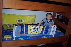 Big Boy Bed!