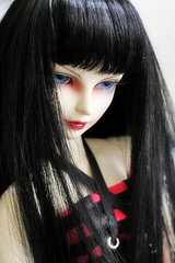 The last beautiful girl. (CherrySoda!) Tags: doll bjd luts voltaire balljointeddoll lishe cerberusproject resindolls