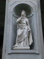 Petrarca (tigertigertigers) Tags: florence uffizi petrarch petrarcafirenze