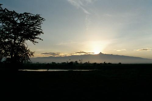 SW Sunrise Mount Kenya2
