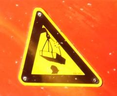 Snap (Arenamontanus) Tags: sign warning falling