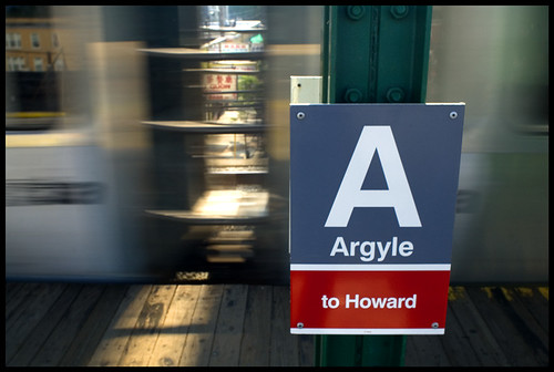 A is for Argyle