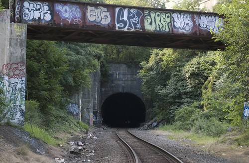 Bergen Tunnel, East Entrance, Late Summer.jpg