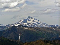 Glacier Peak from Mt Howard
