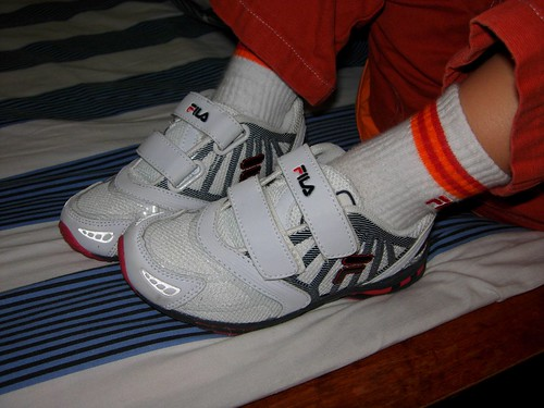 FILA kid's shoes