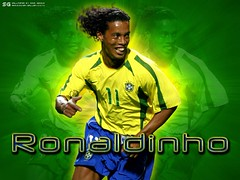 Ronaldinho Wallpaper 2