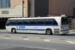 NYPD Transit Bureau RTS Bus (Triborough) Tags: nyc newyorkcity ny newyork bus brooklyn coneyisland police nypd rts 2007 kingscounty rmp newyorkcitypolicedepartment august2007 transitbureau