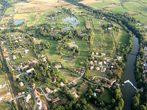 Le golf de Viterbe Lavaur
