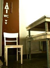 here? (uv-b) Tags: berlin germany theater theatre uwe uvb thm koppenplatz theaterhausmitte bernhart thbm thbmde