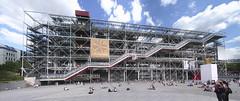 Centre Pompidou (jsantander) Tags: paris pompidou panorama hugin piano renzopiano