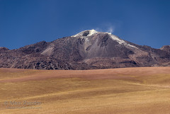 Volcanic Landscape of Northern Chile (Marc Shandro) Tags: chile southamerica volcano atacama