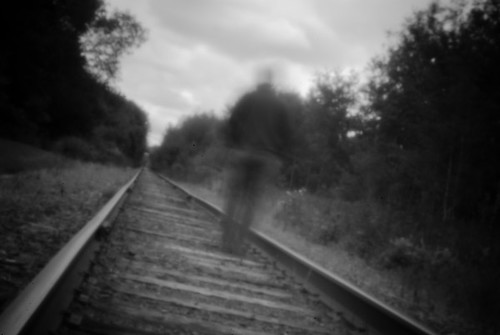 Day 19 -- Ghost on the Tracks