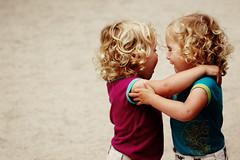 hugging (joyrex) Tags: portrait twins hug toddler fav1025 explore