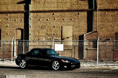 Kyle's Berlina Honda S2000 AP1 (Sean Klingelhoefer) Tags: phoenix sedan honda spoon nike civic ek hatch sir s2k acura integra s2000 jdm hatchback dc5 eg6 ctr eg ap1 ap2 sbd dc2 mugen vtec ferio gsr ek4 itr b18c k20a hondatech ek9 berlinablack b16a usdm b16b powphx