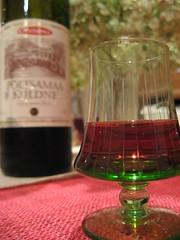 Pltsamaa Kuldne 1992 (Pille - Nami-nami) Tags: wine drinks 1992 estonian applewine puuviljavein unavein pltsamaakuldne