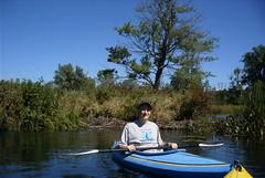 Micahel at the Beaver Dam (ct_kayak) Tags: acm bantam kleinert liquori pietrobono milhaven