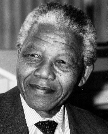 Nelson Rolihlahla Mandela, President of South Africa, Peace Maker