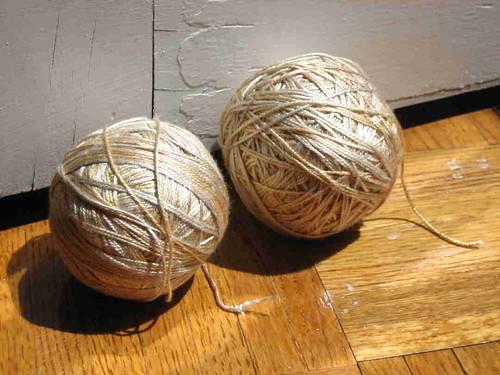 Handmaiden Fine Yarn: Seasilk