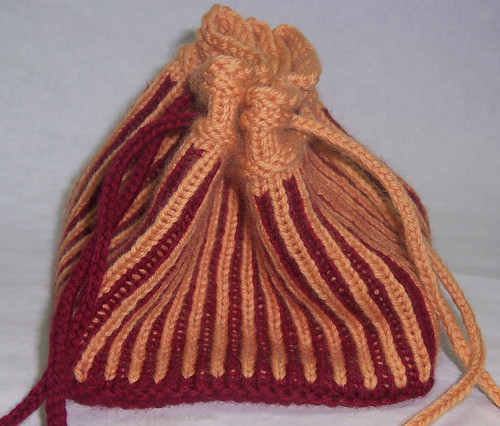 Gryffindor Bag Finished