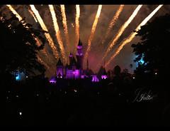 Fantasy land (Julie™) Tags: china castle hongkong julie disneyland firework fantasy