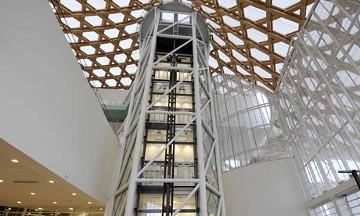 Pompidou Centre Metz, Interior