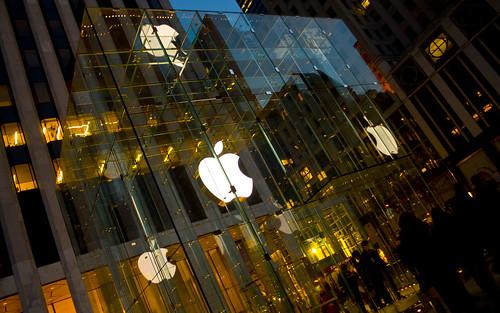 Applestore NY