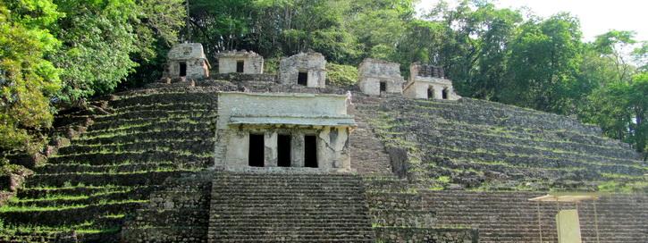 Site de Bonampak