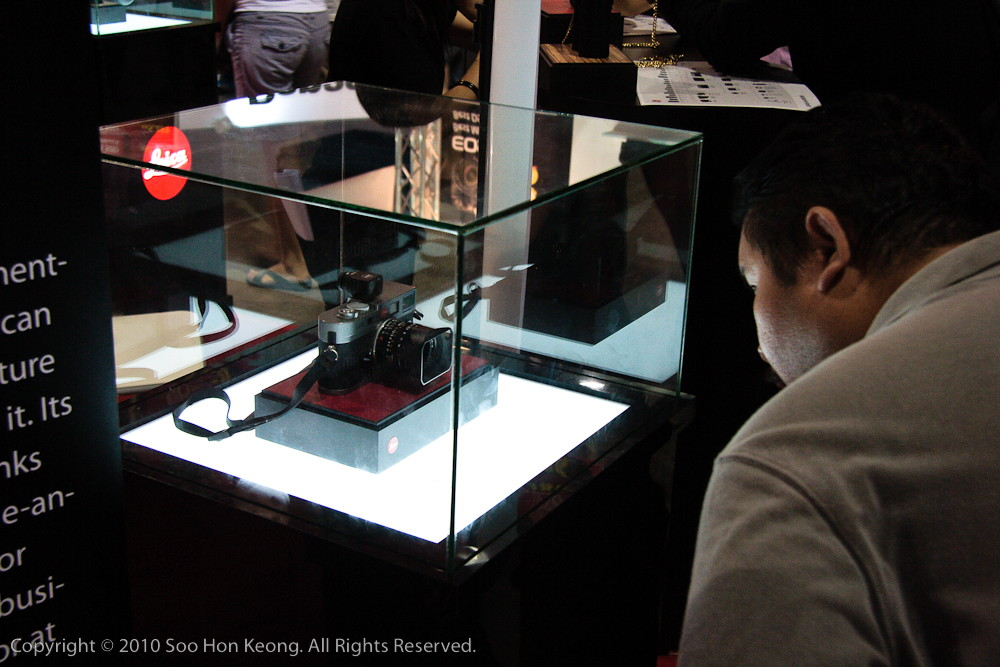 DCIM - Admiring Leica @ Mid Valley, Kuala Lumpur