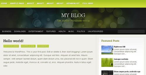 tema wordpress em português