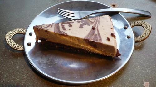 Chocolate Banana Cheesecake from Remedy