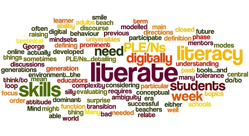 Week 6: (digital) literacy (skills)