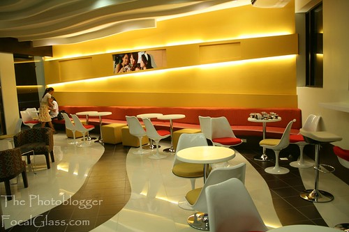 Red Mango Interior design