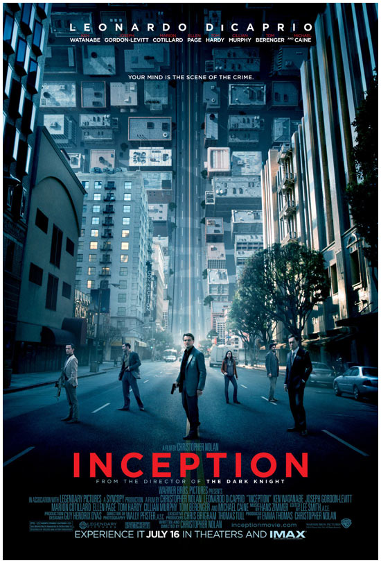 inception pure science fiction essay
