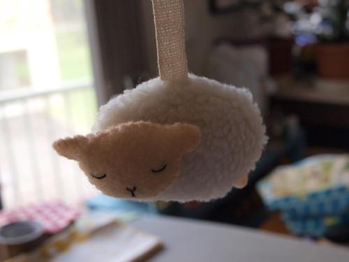 a little lamb...