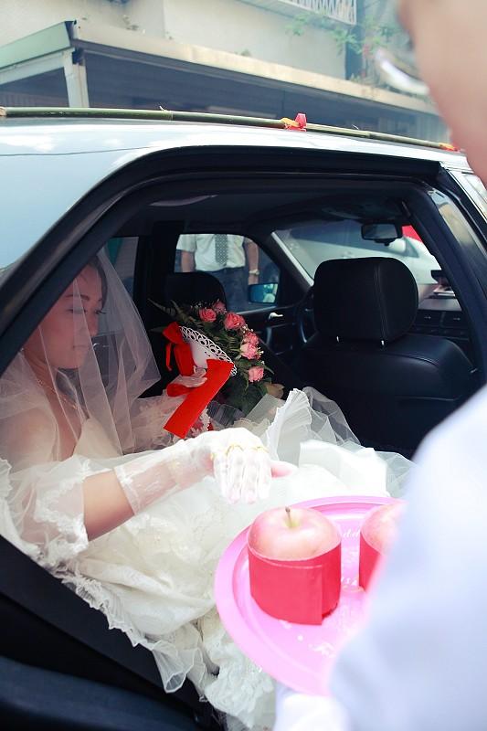 曉芬錦鴻結婚紀錄