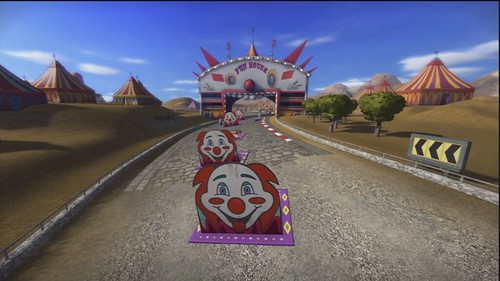 ModNation Racers: Clown Pop Up