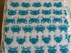 Space Invaders pillow