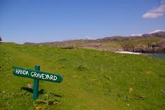 Handa Island Graveyard (jack_spellingbacon) Tags: graveyard scotland highlands wildlife great fulmar puffins sutherland seabirds skua handaisland bonxie wordy5
