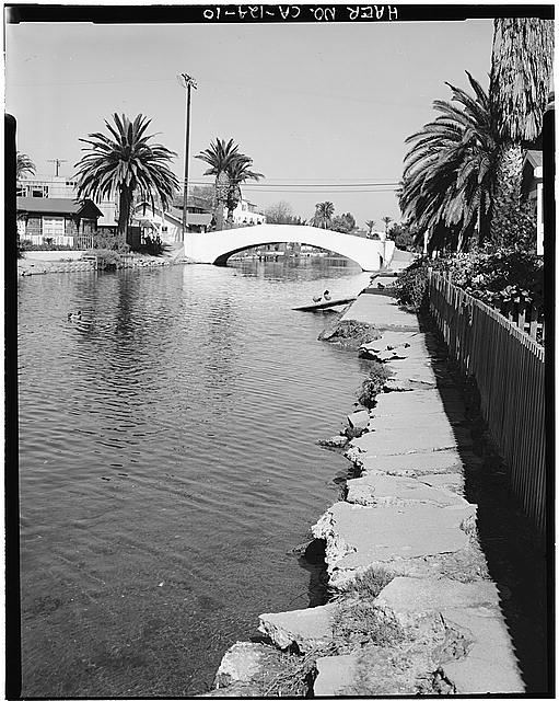 Venice canals 1974