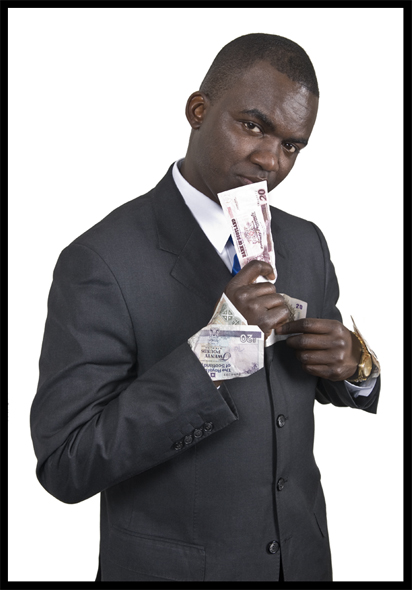 iStock photo of a man in suit